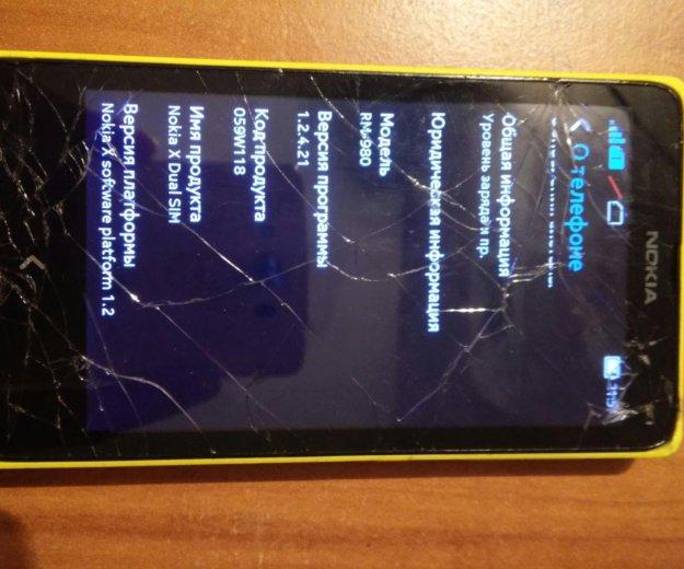 Nokia x dual. Фото 2. Новокузнецк.