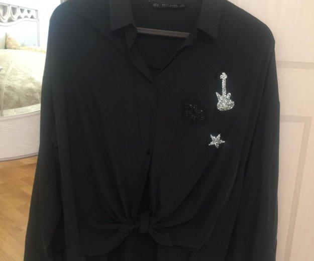 Рубашка zara. Фото 1. Самара.