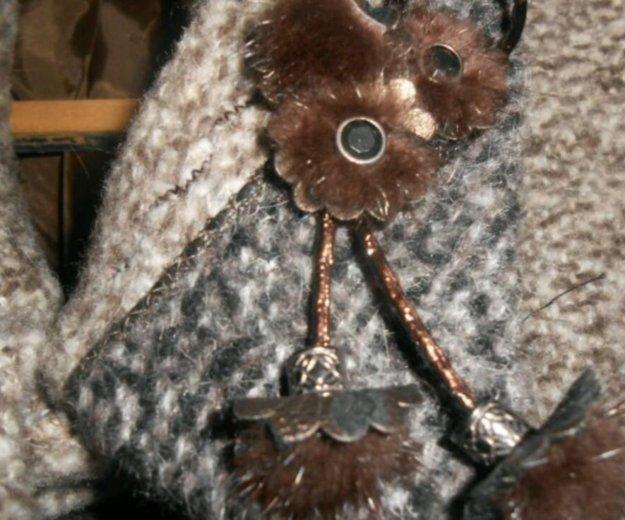 Зимнее пальто р.56-58. Фото 2. Подольск.