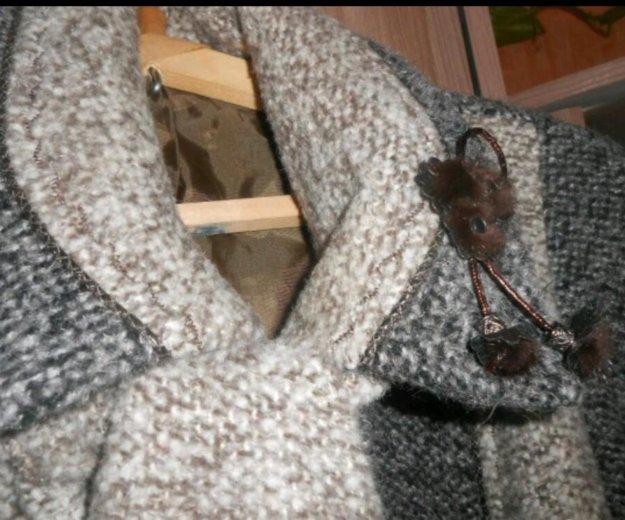 Зимнее пальто р.56-58. Фото 4. Подольск.