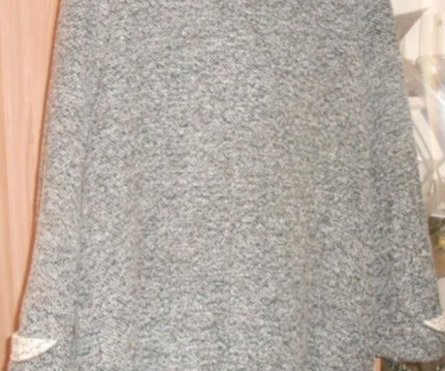 Зимнее пальто р.56-58. Фото 3. Подольск.