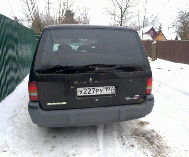 Автомобиль chrysler 1995 год. Фото 3. Дедовск.