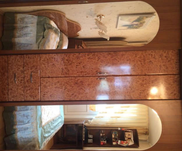 Набор мебели в спальню. Фото 1. Воронеж.