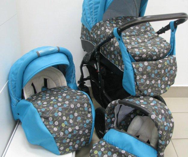 Детская коляска verdi futuro 3в1. Фото 1. Тюмень.