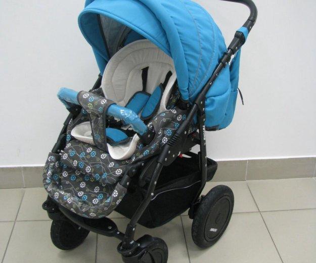 Детская коляска verdi futuro 3в1. Фото 3. Тюмень.