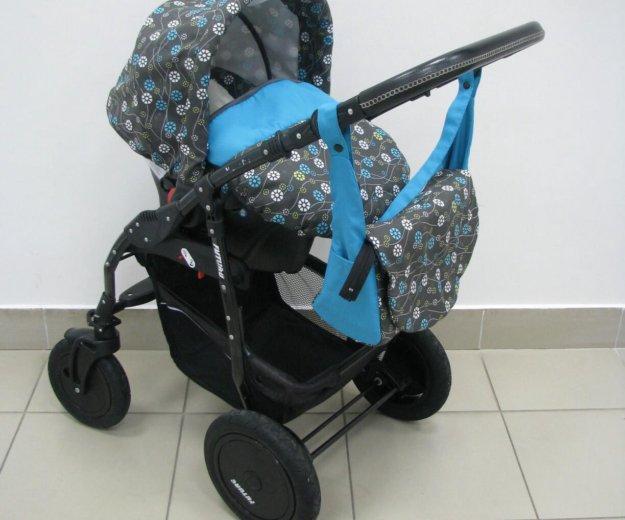 Детская коляска verdi futuro 3в1. Фото 4. Тюмень.
