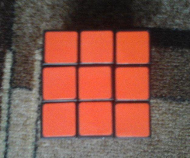 Кубик-рубик. Фото 1. Тверь.