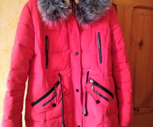 Зимняя куртка. Фото 1. Суворов.