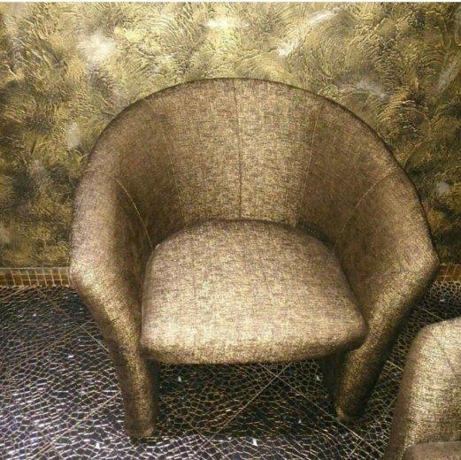 Замена обивки мягкой мебели. Фото 1. Москва.