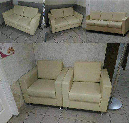 Замена обивки мягкой мебели. Фото 2. Москва.