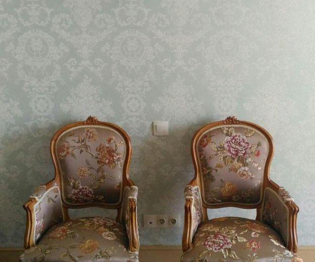 Замена обивки мягкой мебели. Фото 3. Москва.