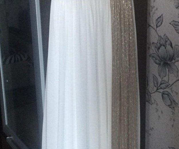 Свадебное вечернее платье. Фото 2. Ермолино.