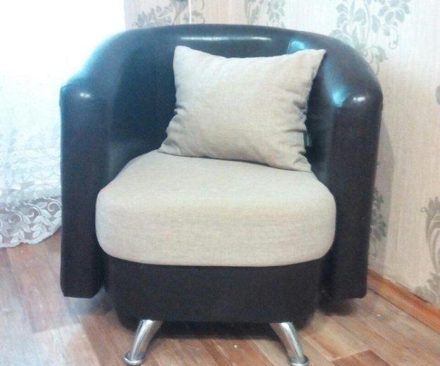 Кресло из экокожи. Фото 1. Ижевск.