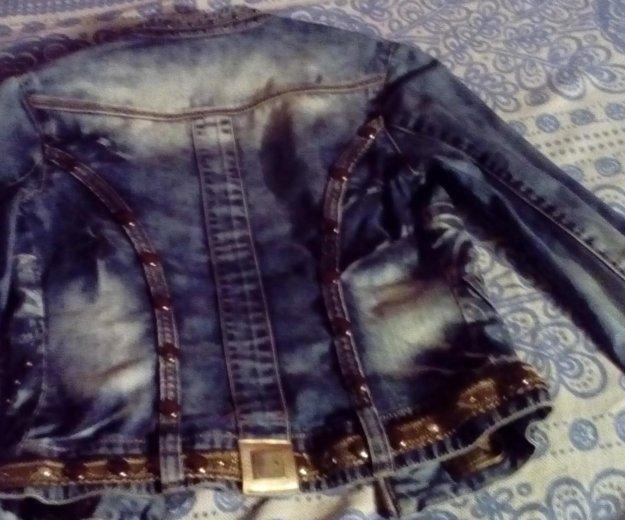 Клевая джинсовка. Фото 1. Черногорск.