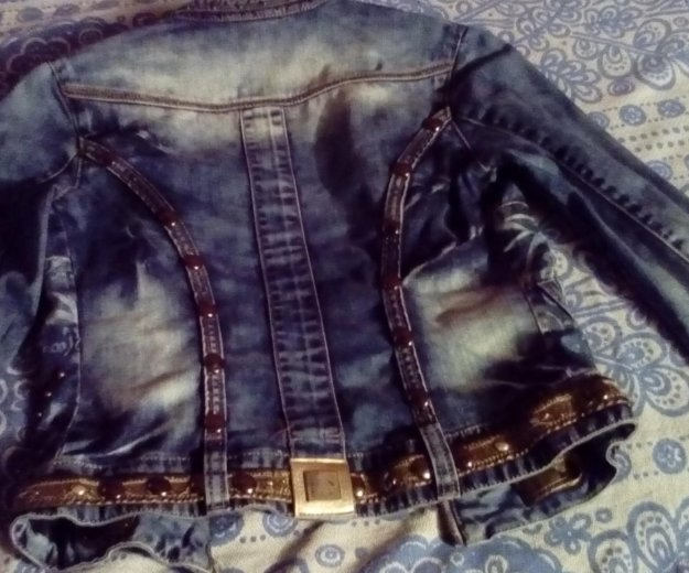 Клевая джинсовка. Фото 2. Черногорск.