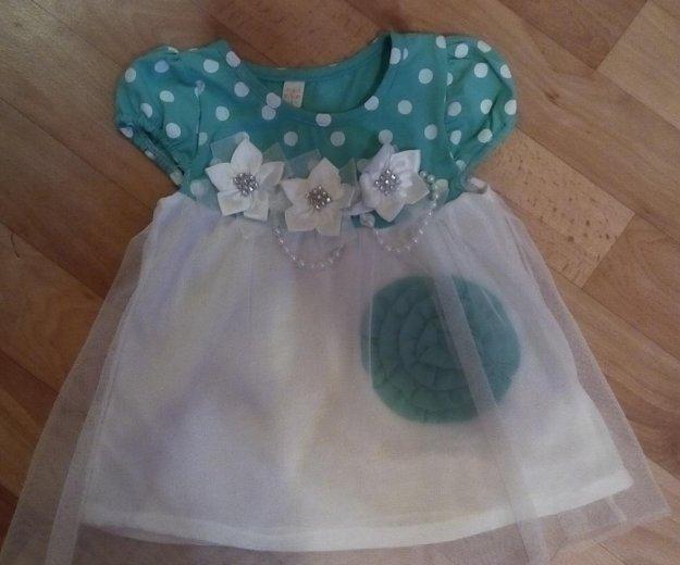 Платье для маленькой модницы. Фото 1. Коммунар.