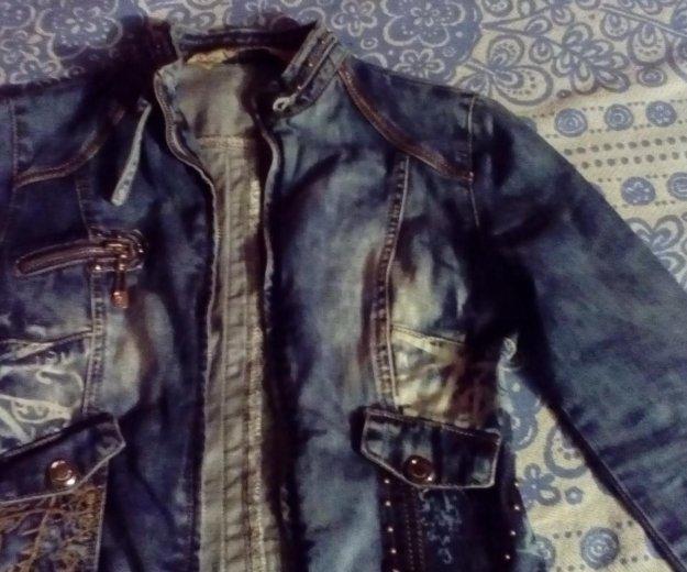 Клевая джинсовка. Фото 3. Черногорск.