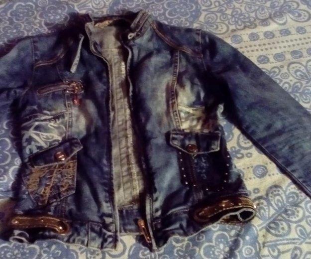 Клевая джинсовка. Фото 4. Черногорск.