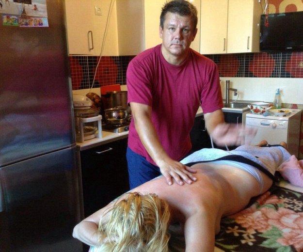 Антицеллюлитный массаж. Фото 1. Железноводск.
