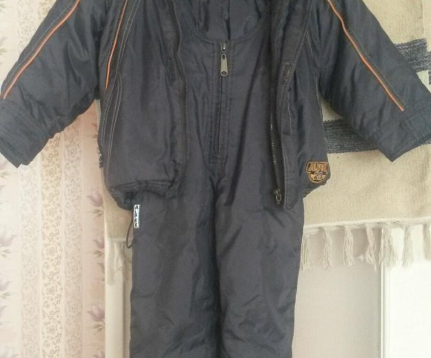 Зимняя куртка и штаны. Фото 1. Омск.
