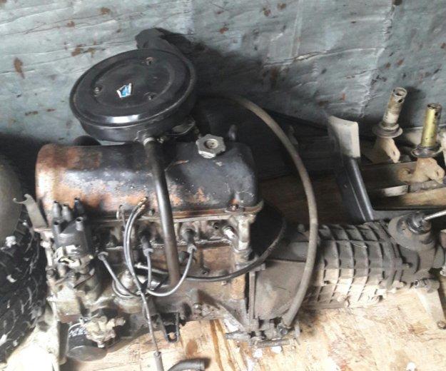 Мотор ваз 05. Фото 1.