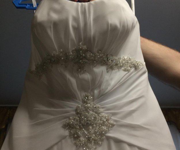 Свадебное платье. Фото 3. Краснодар.