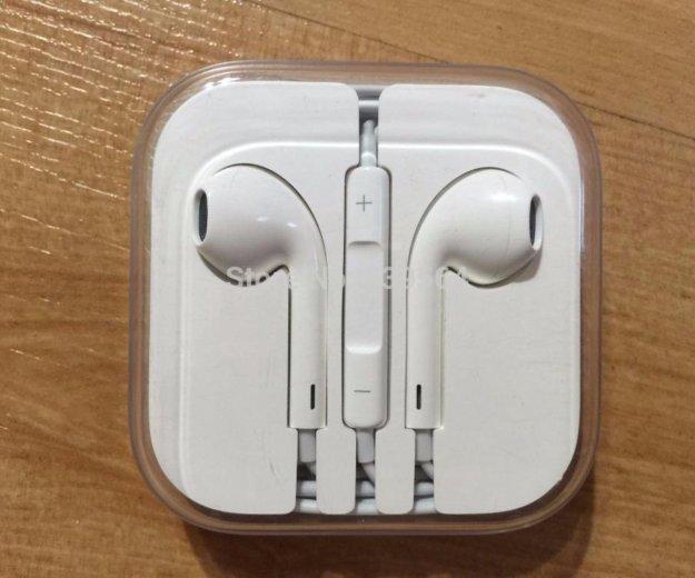Наушники apple. Фото 1. Самара.