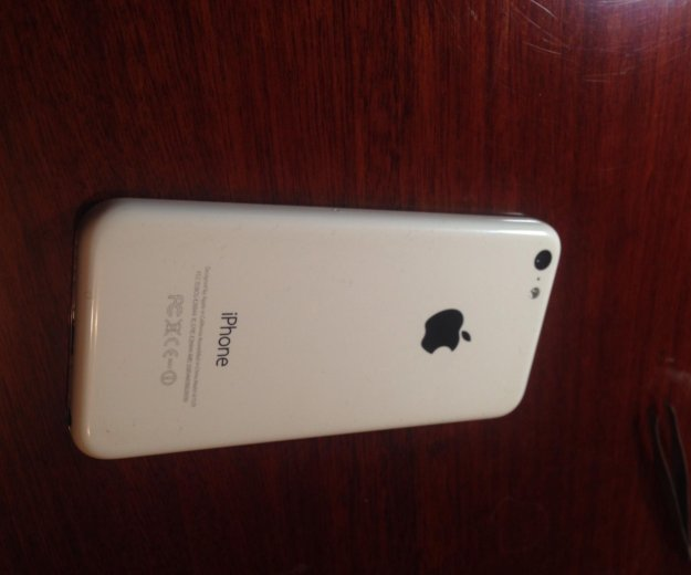 Iphone 5c 32 gb white. Фото 3. Краснодар.