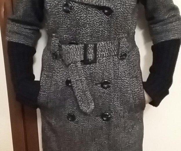 Пальто демисезонное. Фото 1. Заречный.