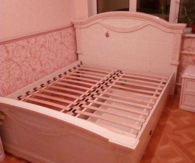 """Кровать двуспальная """"лючия"""". Фото 3. Троицк."""