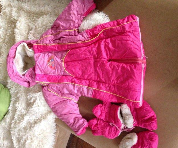 Куртка трансформер. Фото 2. Азнакаево.