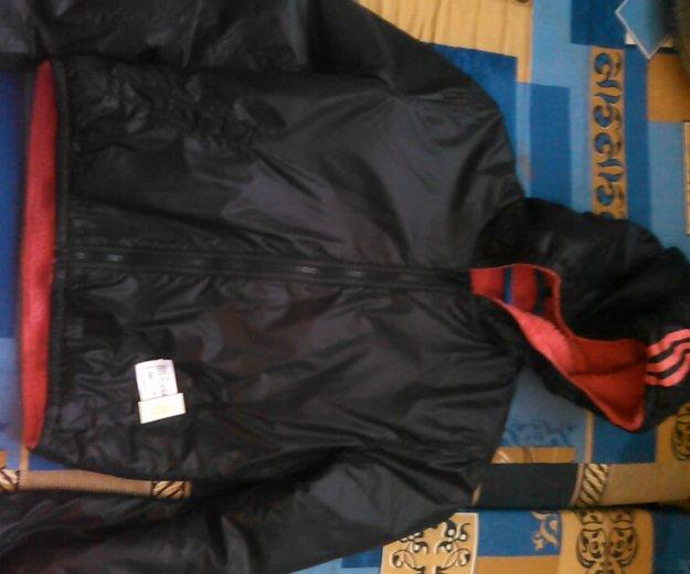 Куртка adidas. Фото 1. Екатеринбург.