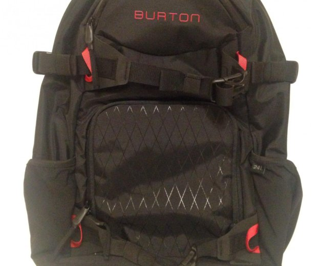 Новый рюкзак burton riders pack 25l 2.0 fw17. Фото 1. Люберцы.