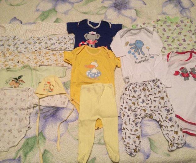 Детские вещи пакетом. Фото 1. Дзержинский.