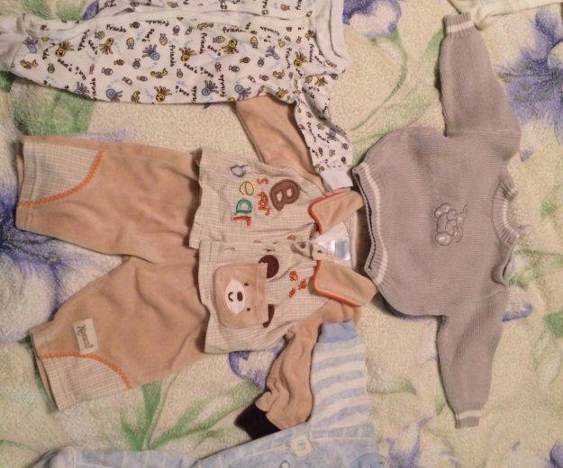 Детские вещи пакетом. Фото 3. Дзержинский.
