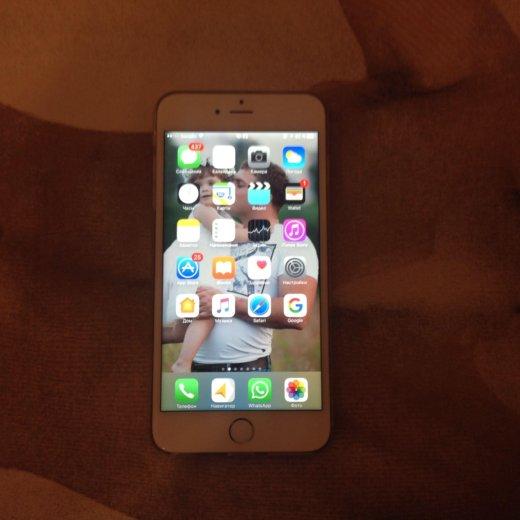 Iphone 6 plus 64 gb. ростест. Фото 2. Пушкино.