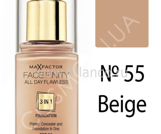 Primer, concealer and foundation ln one. Фото 3. Пермь.