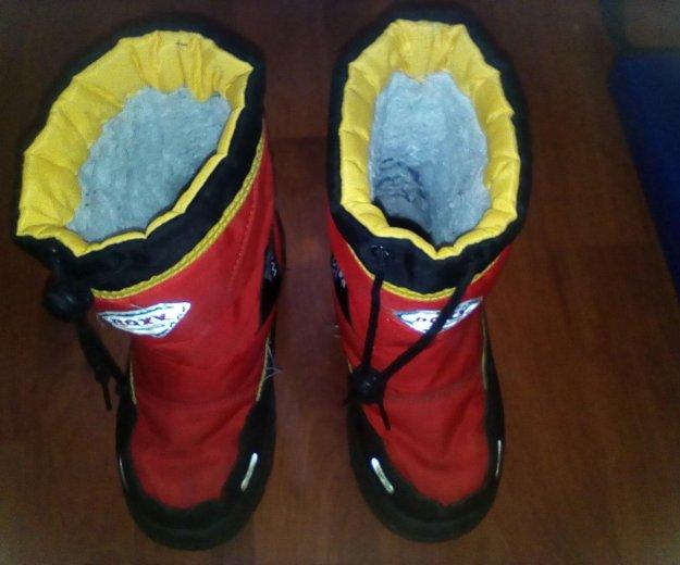 Зимние ботинки. Фото 1. Владимир.