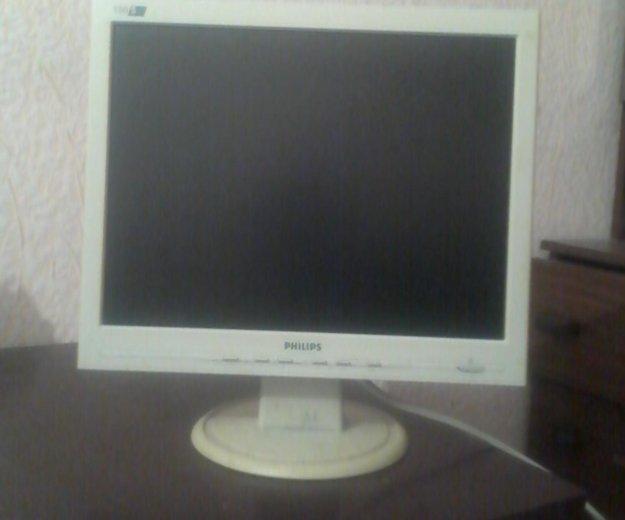 Монитор fhilips. Фото 1. Ачинск.