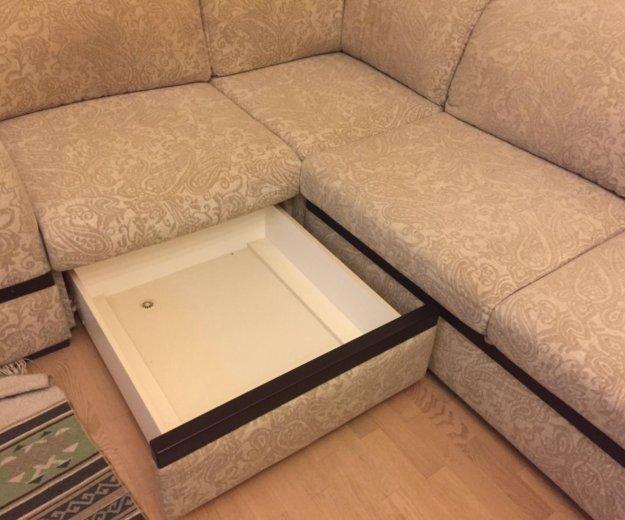 Продам угловой диван pushe. Фото 3. Москва.