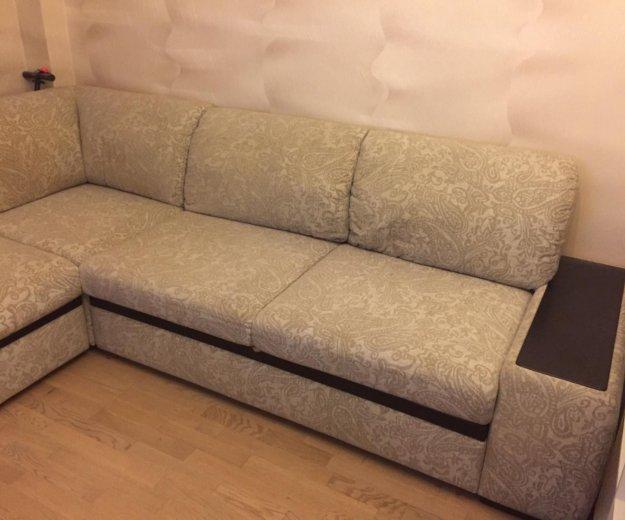 Продам угловой диван pushe. Фото 2. Москва.