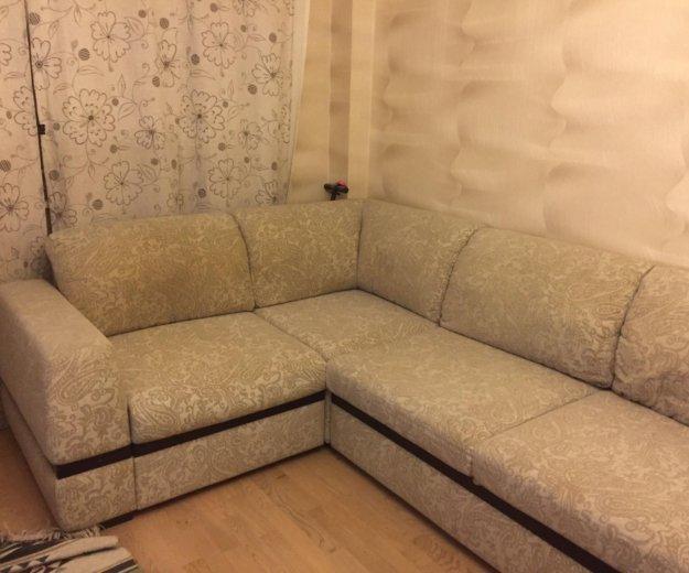 Продам угловой диван pushe. Фото 1. Москва.
