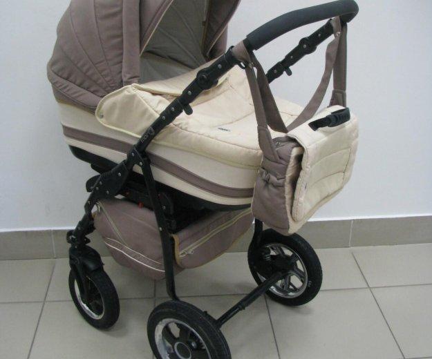 Детская коляска adamex mars 2в1. Фото 2. Тюмень.