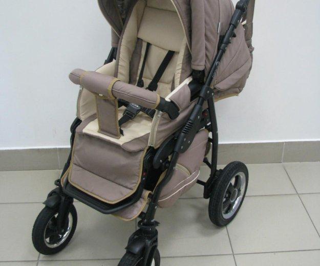 Детская коляска adamex mars 2в1. Фото 3. Тюмень.