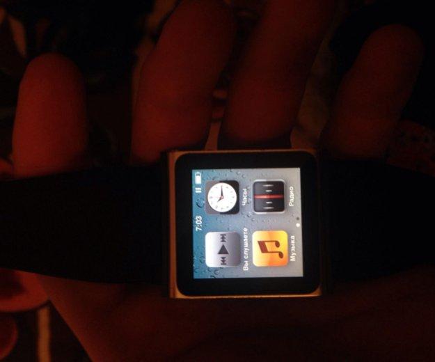 Ipod nano 6 8gb white. Фото 4. Краснодар.