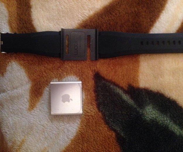 Ipod nano 6 8gb white. Фото 2. Краснодар.