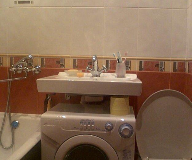Сантехник. подключение стиральных машин. Фото 1. Москва.