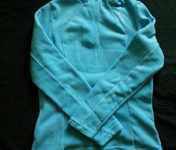 Флисовая женская кофта. Фото 1. Лыткарино.