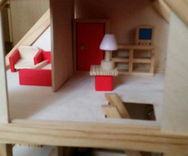 Деревянный домик. Фото 2. Владимир.