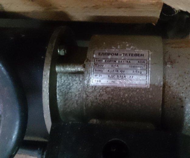 Запорная арматура с электроприводом. Фото 3. Балаково.
